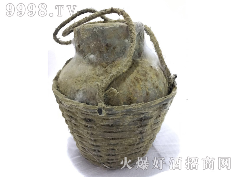 毛宾洞藏封坛老酒(提篮)