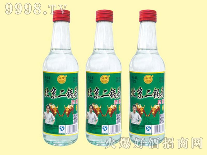北京二锅头酒-陈酿42度250ml