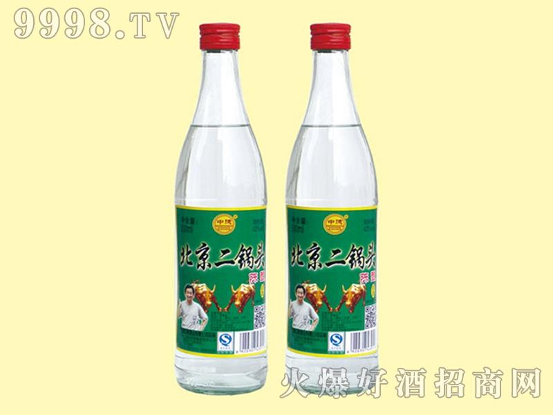 北京二锅头酒42度250ml-陈酿