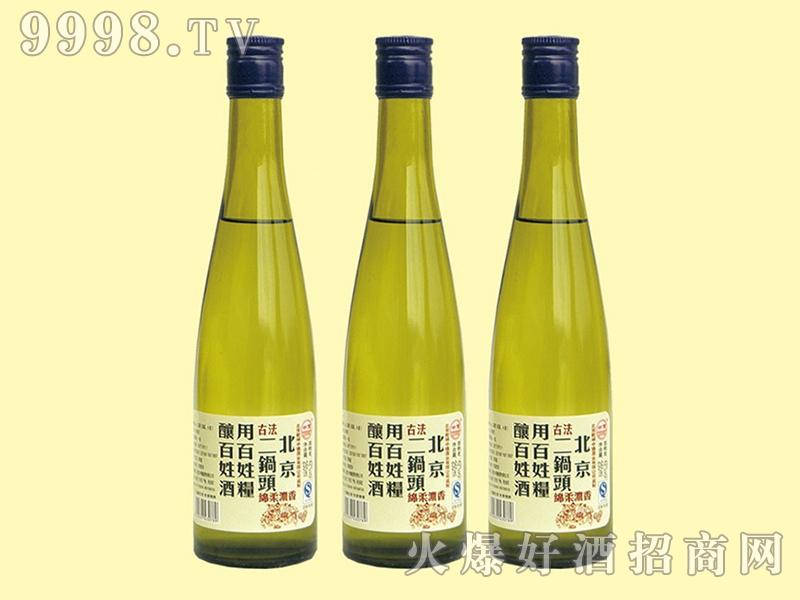北京二锅头酒绵柔型248ml
