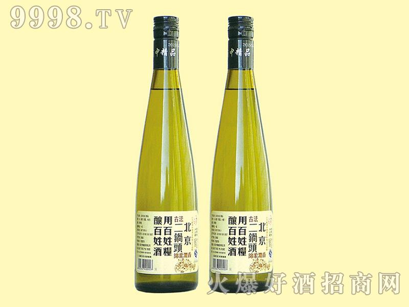 北京二锅头酒绵柔型