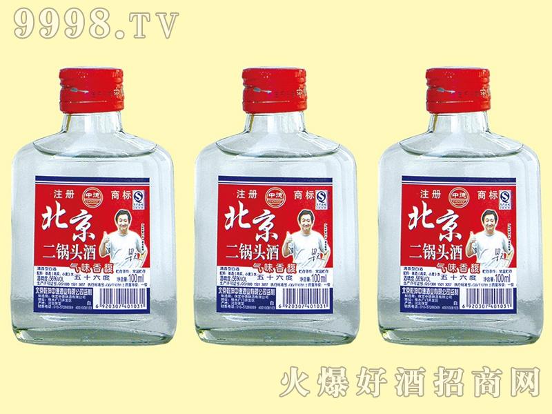 北京二锅头酒小白瓶100ml