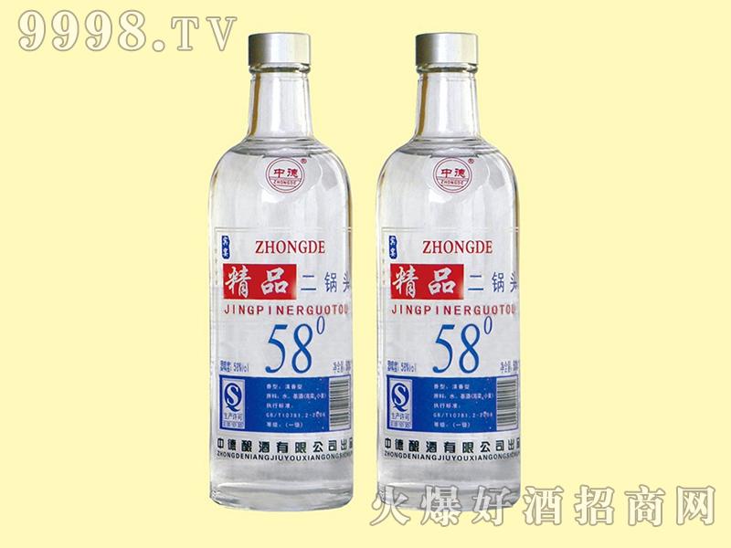 精品二锅头酒58度