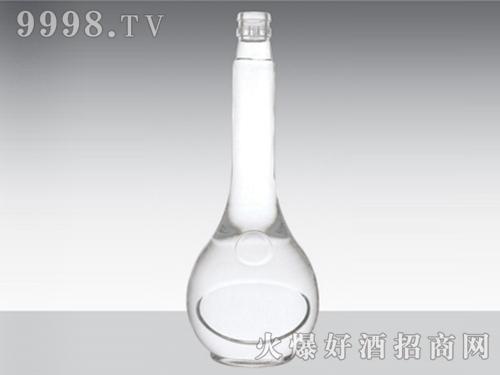 高白玻璃酒瓶梦之蓝HMA-160-500ml