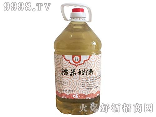 吉强糯米甜酒