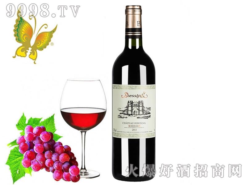 普雷斯芳塔纳干红葡萄酒