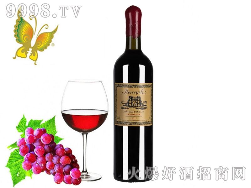 普雷斯金奖干红葡萄酒