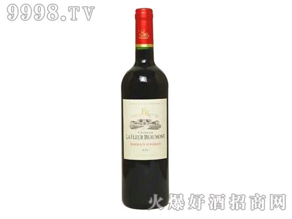博蒙城堡干红葡萄酒
