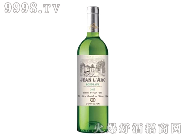 杰亚克庄园干白葡萄酒