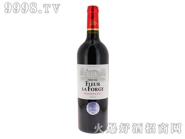 炼花城堡干红葡萄酒