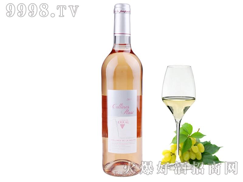 莫尔桃红葡萄酒