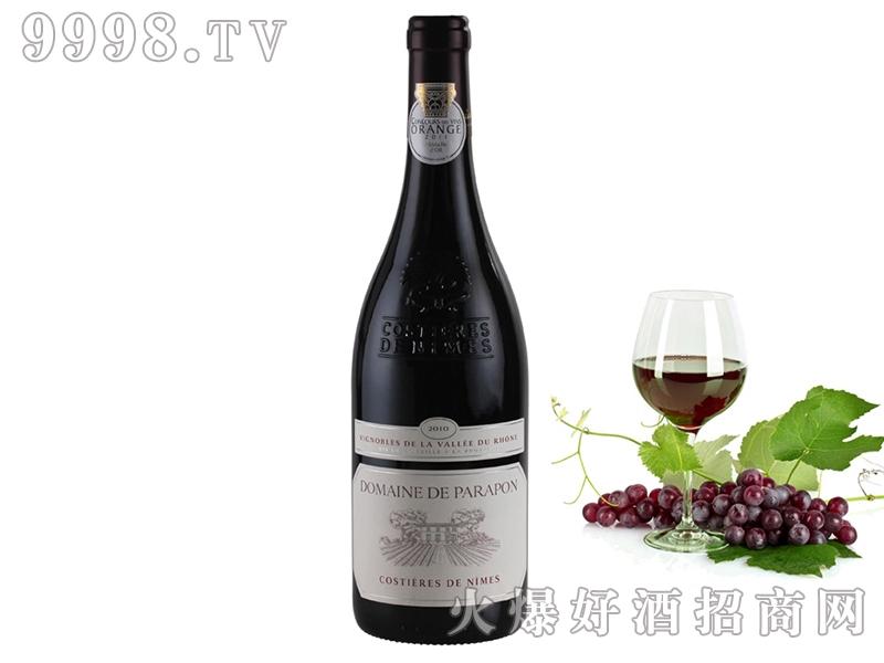 得百隆干红葡萄酒