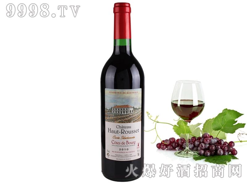 罗斯特干红葡萄酒