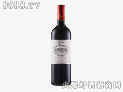小孟干红卡迪拉克AOC葡萄酒