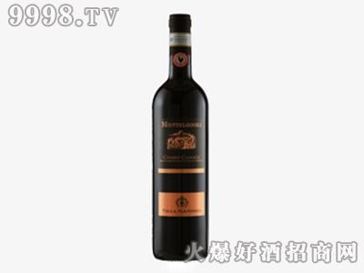 基安蒂DOCG黑公鸡干红葡萄酒