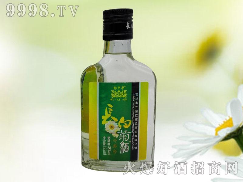林中梦长白菊酒38度125ml