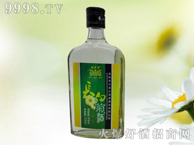 林中梦长白菊酒38度250ml