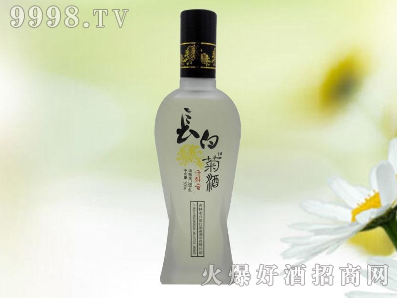 林中梦长白菊酒38度500ml