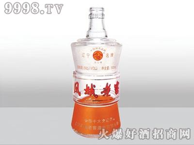 醴陵高白玻璃瓶凤城老窖ZH-330 500ml