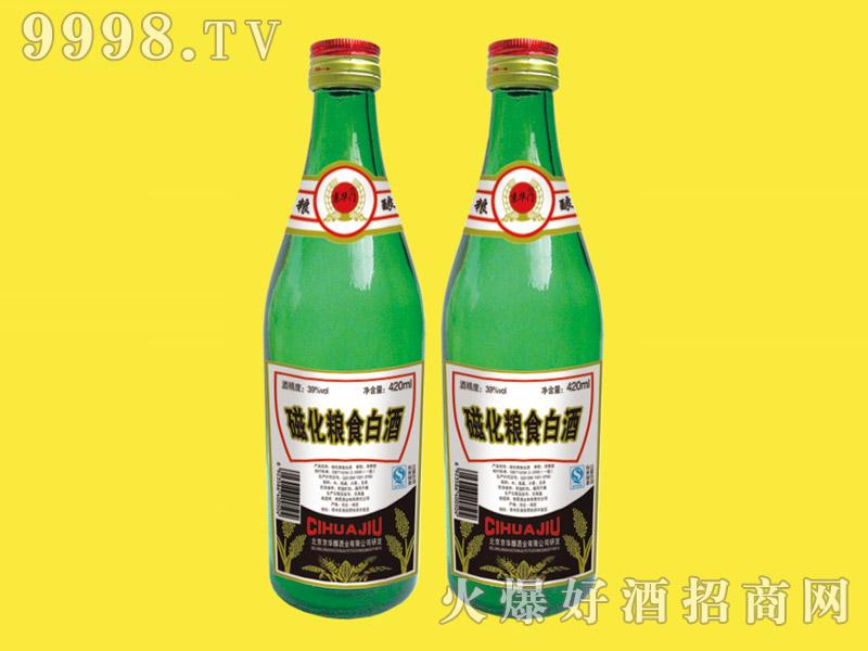 京华门粮食白酒39度420ml