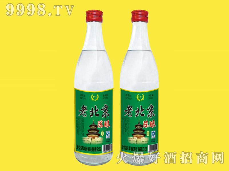 京华门老北京陈酿酒42度500ml