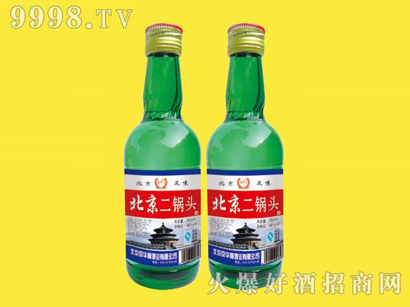 京华门北京二锅头酒56度260ml(绿瓶)