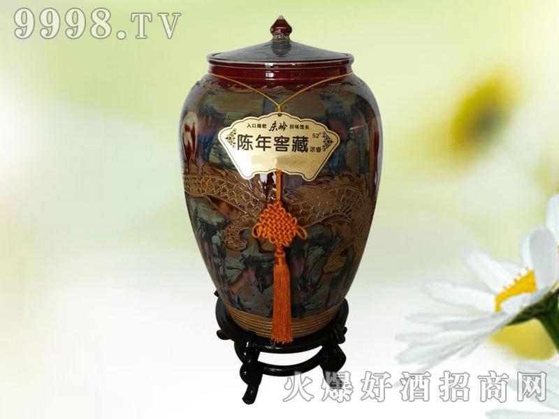 红高粱酒坊-陈年窖藏酒
