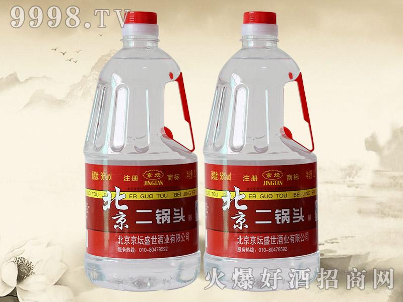 京坛北京二锅头酒42°56°2L