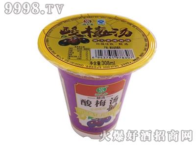 酒久香酸梅汤308ml