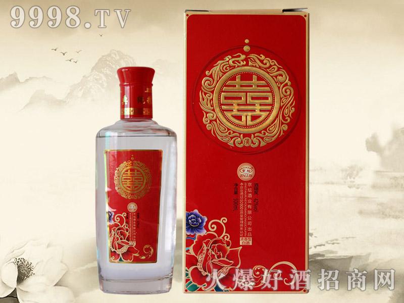 京坛喜酒42°52°500ml