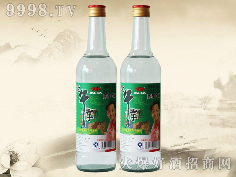 京坛老牛车陈酿白酒42°500ml