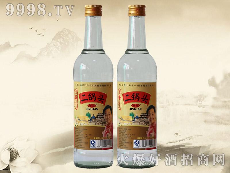 京坛老牛车二锅头酒42°500ml