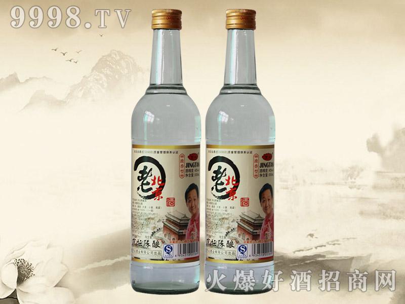 京坛老北京酒42°