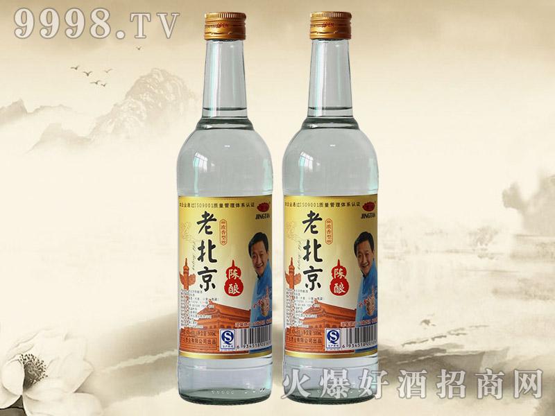 京坛老北京陈酿酒42°