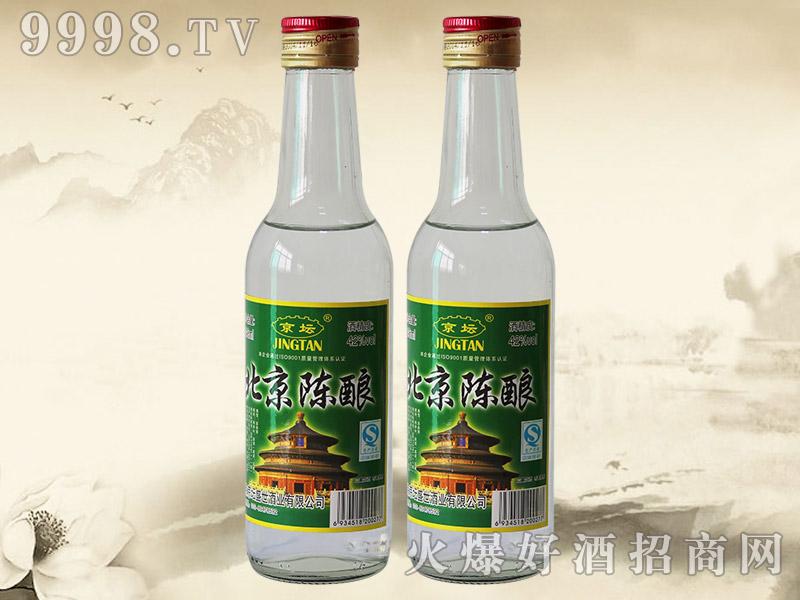 京坛北京陈酿酒42°248ml