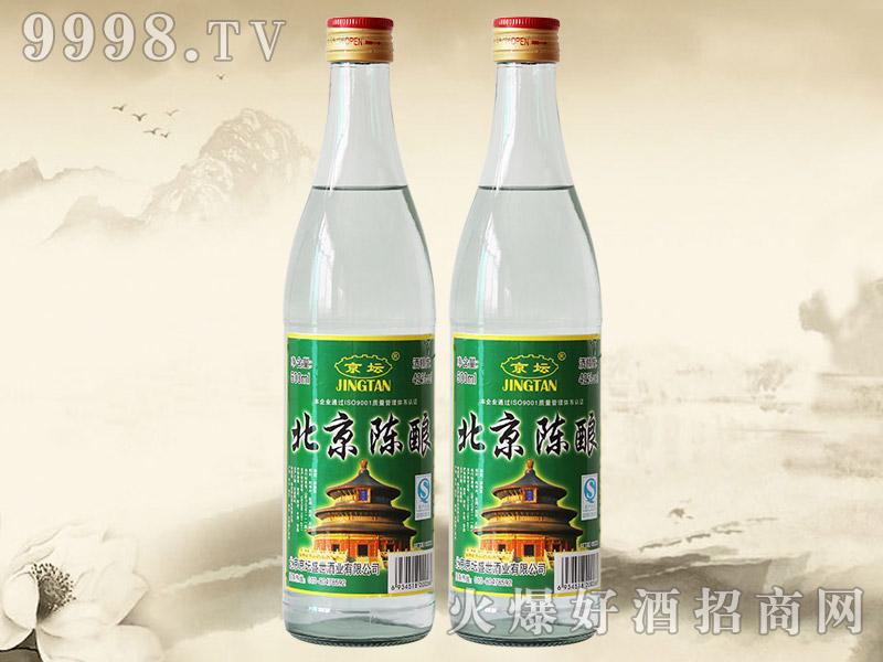 京坛北京陈酿酒42°500ml