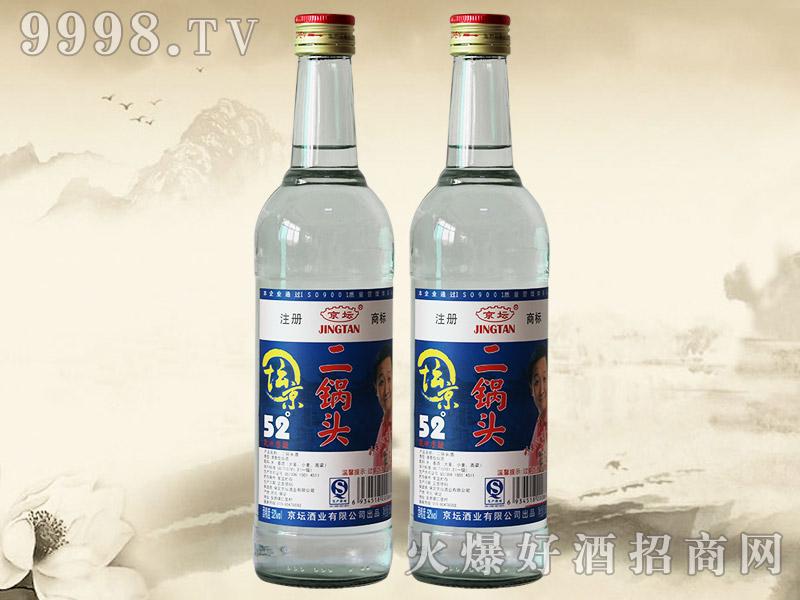 京坛老北京二锅头酒52°500ml