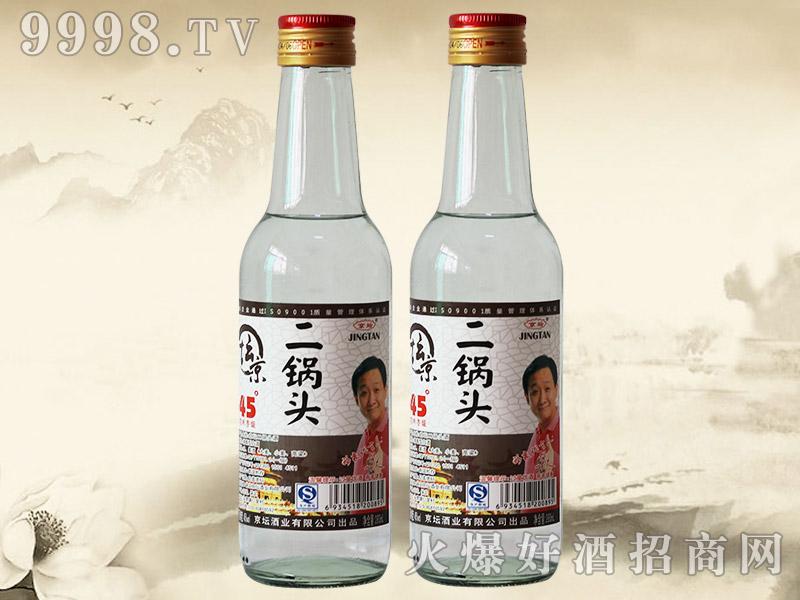 京坛老北京二锅头酒52°260ml
