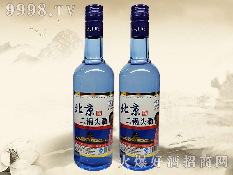 京坛老北京二锅头酒53°