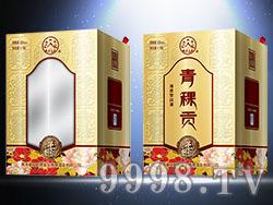同心印刷-青稞贡(金)礼盒