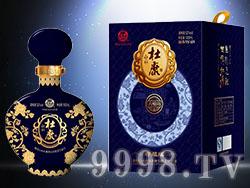 同心印刷-白水杜康酒-古酿坊(蓝)