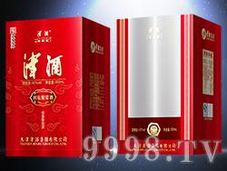 同心印刷-津酒(红盒)
