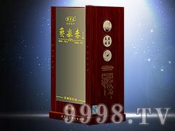 同心印刷-泉春酒水晶盒