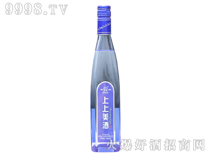 上上美酒(500ml蓝瓶)