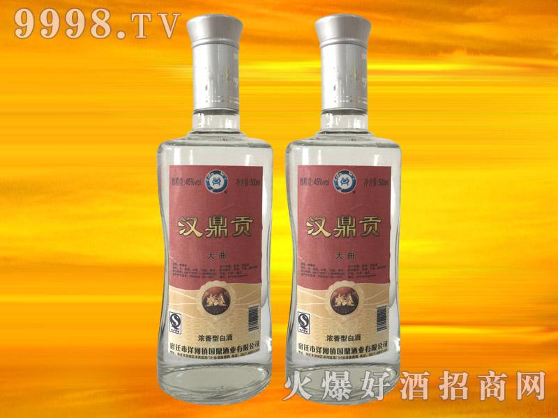 汉鼎贡大曲酒