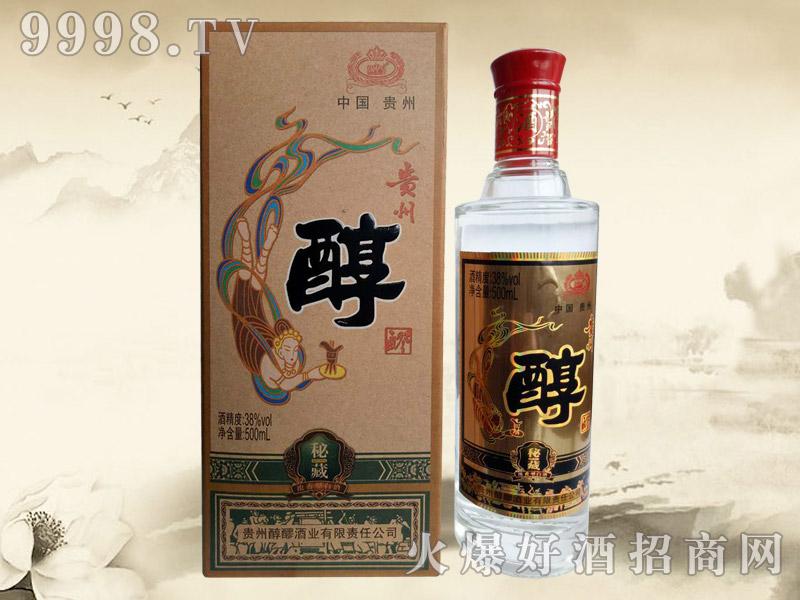 土郎中贵州醇醪酒秘藏