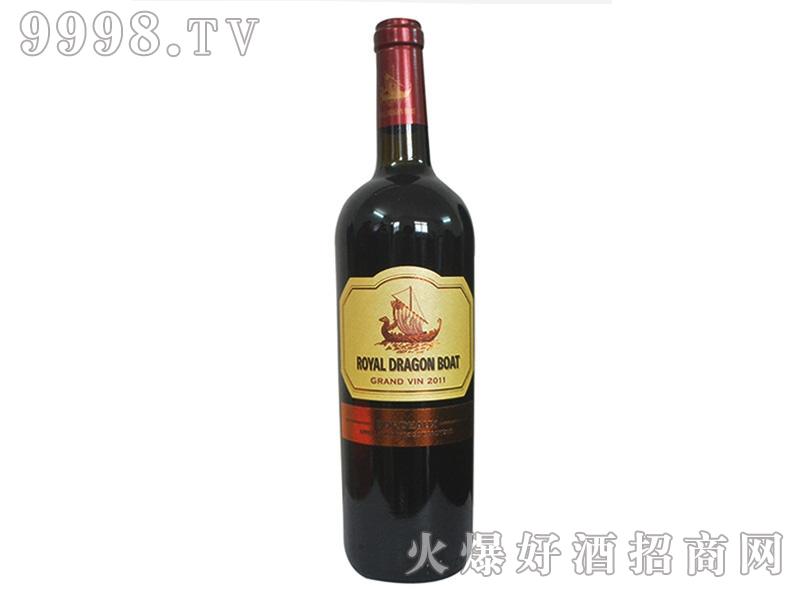 御皇龙船・伯爵干红葡萄酒