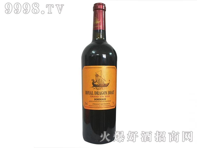 御皇龙船・公爵干红葡萄酒