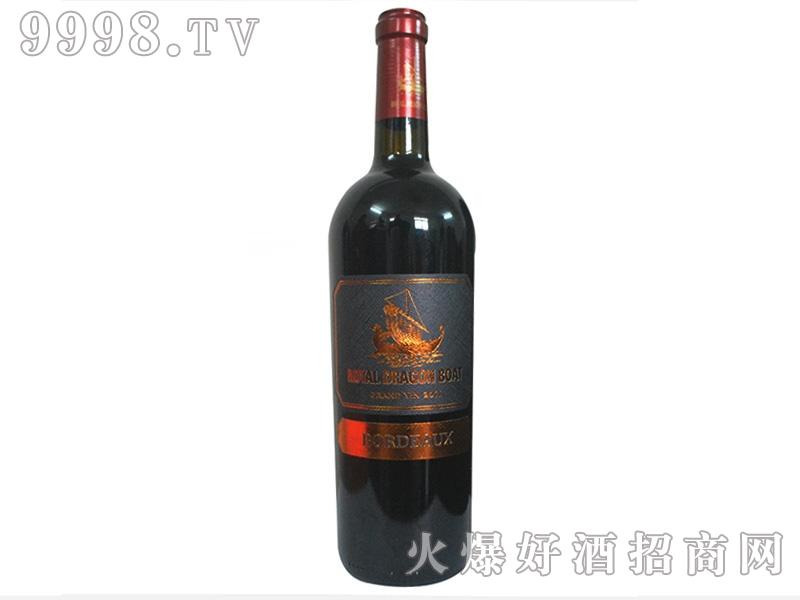御皇龙船・侯爵干红葡萄酒