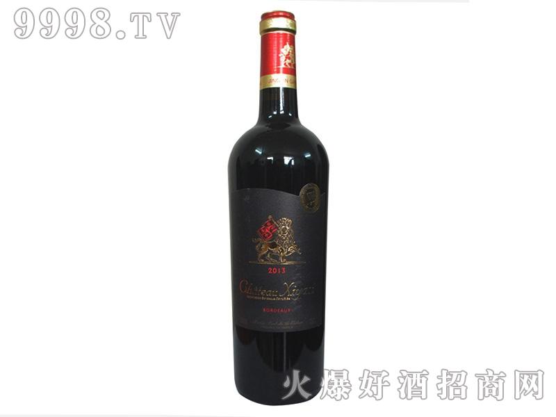 茜娅丝・波尔多干红葡萄酒
